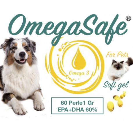 OmegaSafe 60% Perle